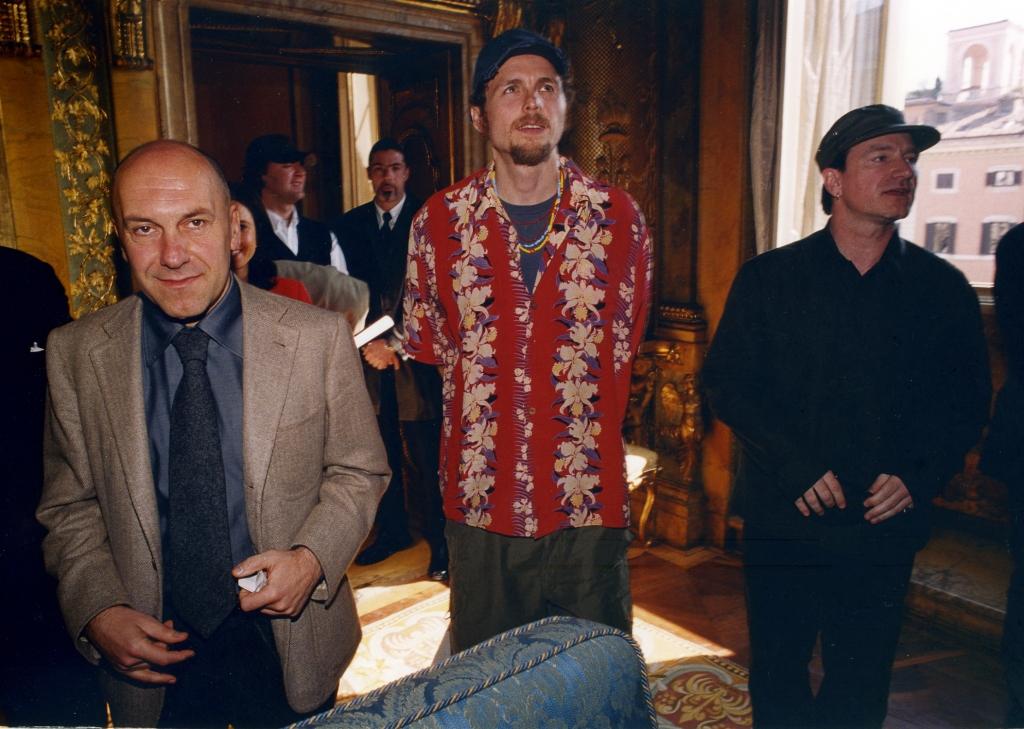Jovanotti e Bono